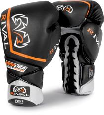 Rival Hi Perf Lace Pro Sparring Gloves Long